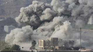 Jet Tempur Suriah Jatuh, 12 Warga Sipil Tewas