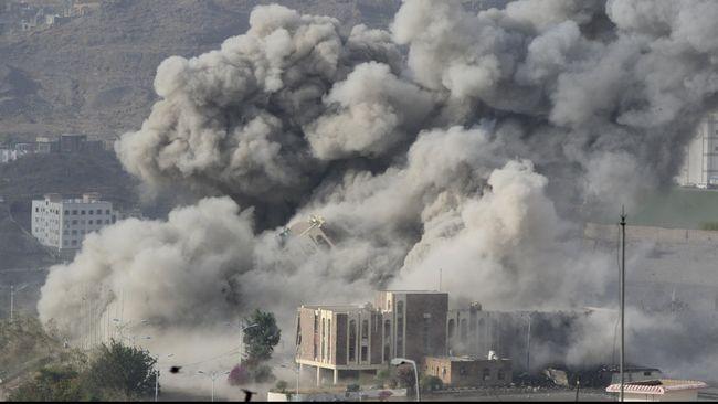 Pemimpin ISIS di Afghanistan Tewas Akibat Serangan Udara AS