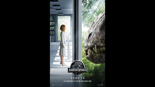 Keganasan 'Jurassic World' Ubrak-abrik Box Office Hollywood