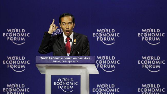 Jokowi Janjikan Insentif untuk Membangun Bioskop
