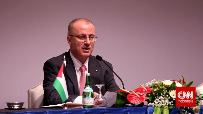 Kabinet PM Palestina Mundur, Abbas Bentuk Pemerintahan Baru