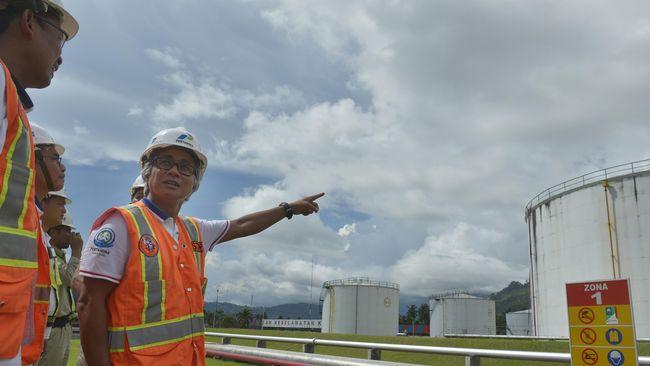 Bos Pertamina Beberkan Visi dan Misi Holding BUMN Energi