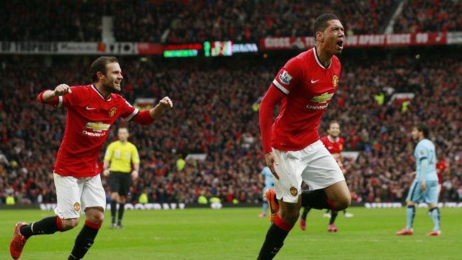 Liverpool Bertekuk Lutut, Man United Melaju ke Liga Champions