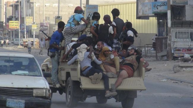 Saudi Akan Akhiri Serangan Udara di Yaman