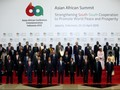 KAA Rampung, Jokowi: Asia-Afrika Tidak Bisa Lagi Diabaikan