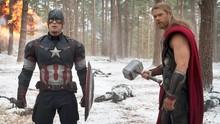 Iron Man, Thor, Doctor Strange Tumbang