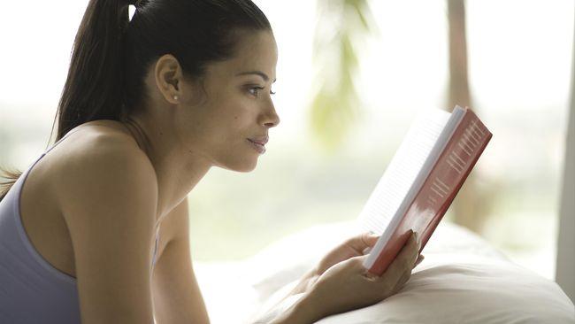 Membaca Tingkatkan Hubungan Sosial dan Kurangi Gejala Stres