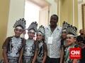 Makan Siang Sarat Budaya Delegasi KAA di Istana Bogor