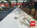 Gala Dinner KAA, Istana Suguhkan Cita Rasa Nusantara