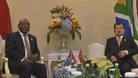 Indonesia dan Afrika Teken Kerja Sama Bisnis US$586 Juta
