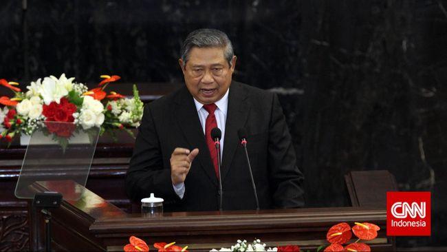 SBY Ingatkan Pembangunan Ekonomi Maritim Jangan Cuma Retorika