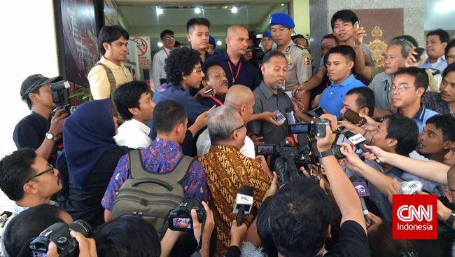 Penyidik Polri Simpulkan Bambang Widjojanto Ditahan
