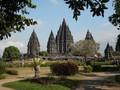 Tarian Ramayana Meriahkan Lebaran di Prambanan