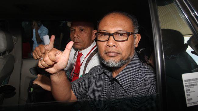 Berkas Bambang Widjojanto Diserahkan ke Kejaksaan