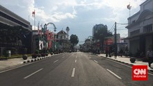 Cegah Kerumunan Atasi Corona, Polres Bandung Bagi Tiga Zona