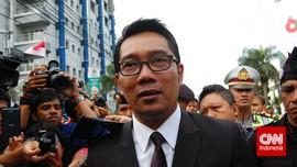 Ridwan Kamil Diminta Jelaskan Fungsi Militer di Bandung