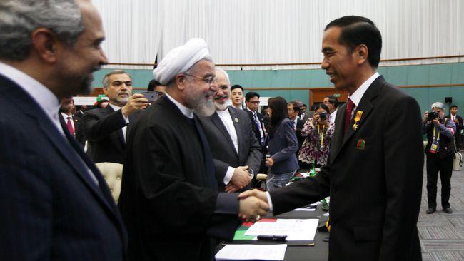 Presiden Iran Berharap Ada Penerbangan Langsung ke Jakarta