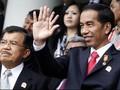 Jokowi Resmikan Kabel Laut Telkom di Sulawesi, Maluku, Papua