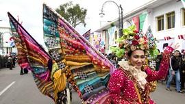 Parade Budaya Apik Penutup Konferensi Asia-Afrika