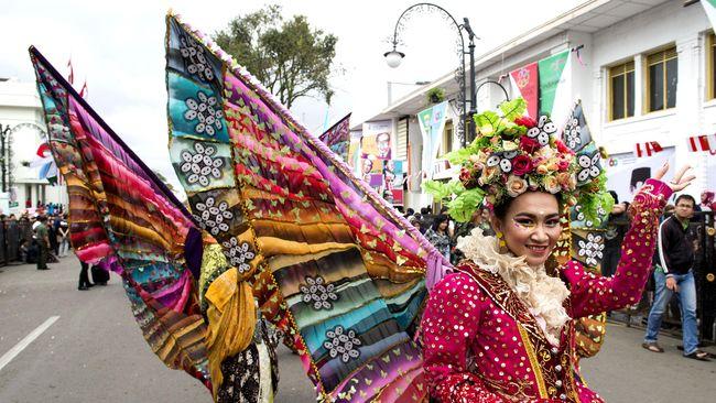 Menteri Pariwisata: Karnaval Asia-Afrika jadi Acara Tahunan