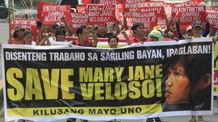 Banjir Doa untuk Terpidana Mati Mary Jane Jelang Eksekusi