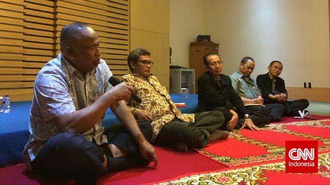 Diundang Pansel, Pimpinan KPK Berhalangan Hadir