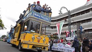 Bandung Gelar Parade Asia-Afrika Akhir Pekan Ini