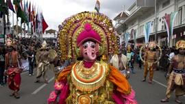 Cerita Delegasi KAA di Balik Meriahnya Festival of Nations