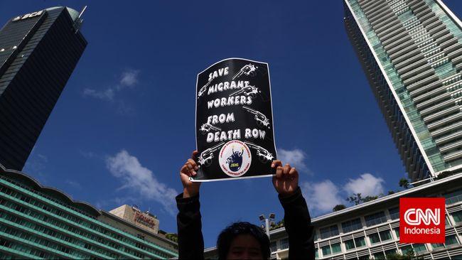 Arab Saudi Eksekusi TKW Filipina Karena Membunuh