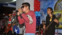 Aris Idol Ditangkap Polisi saat Pesta Sabu