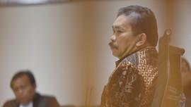 Suap Akil, Bekas Bupati Tapanuli Dihukum Empat Tahun Penjara