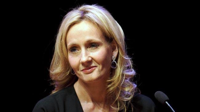 J.K. Rowling Kecewa soal Nama Bayi William-Kate