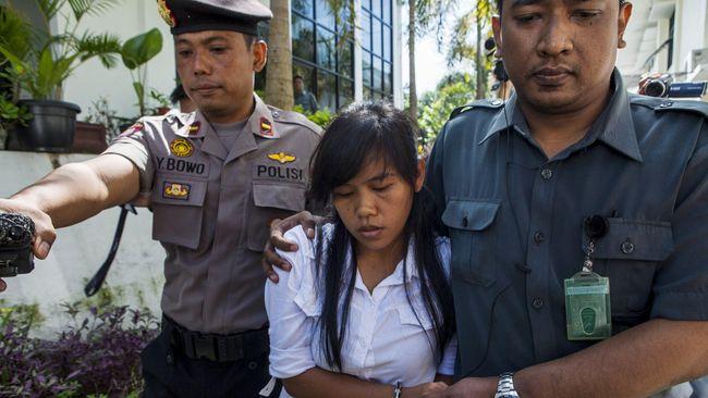 Jaksa Agung: Eksekusi Mary Jane Ditunda