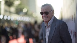 Stan Lee, Legenda Komik Marvel Meninggal Dunia
