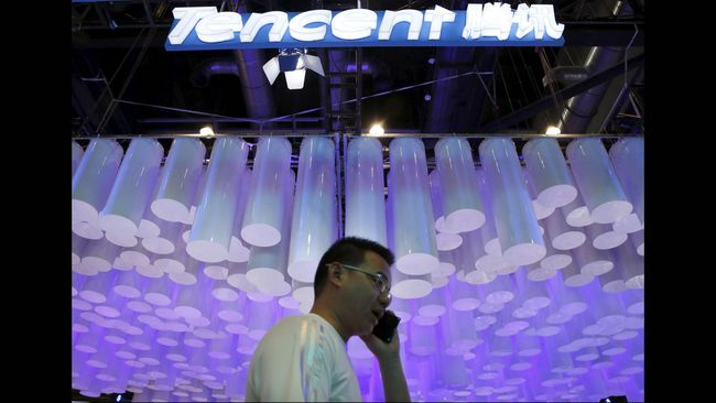 China Batasi Main Game, Tencent Bakal Rugi Rp295 Triliun