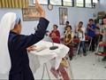 Pesan Sejuk Kolaborasi Suster Gereja-Grup Kasidah Jadi Viral
