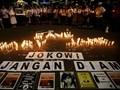 Simpatisan Tolak Hukuman Mati Doa Bersama di Wijayapura
