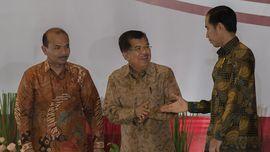 JK Serahkan Reshuffle Sepenuhnya pada Jokowi