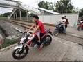 KAI Tutup 40 Perlintasan Liar di Cirebon Jelang Arus Mudik