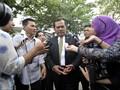 Jokowi Tak Jelaskan Pertemuan dengan Kerabat Buron Bank Bali
