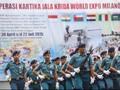Satu Bulan Hilang, Empat Prajurit TNI AL Belum Ditemukan