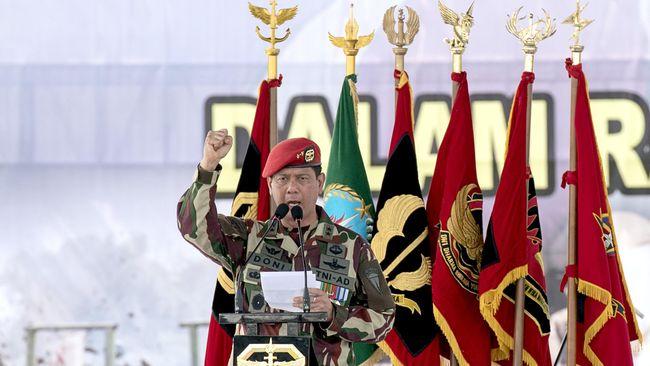 Jokowi Tunjuk Pangdam Siliwangi Jadi Sesjen Wantannas