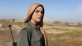 Gagahnya Wanita Kurdi Pertahankan Wilayah dari ISIS