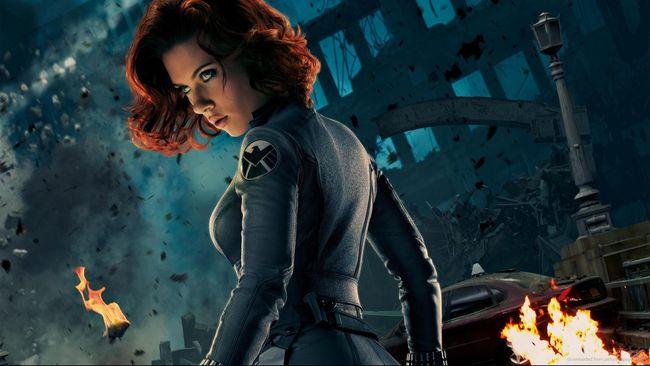 Bos Marvel Rencanakan Film Lepas Black Widow