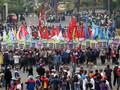 Aksi Buruh akan Diisi dengan Salat Jumat Bersama di Monas