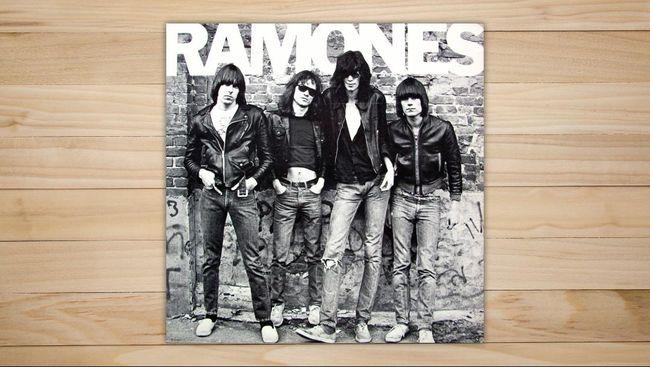 Ramones Diabadikan sebagai Nama Jalan di New York