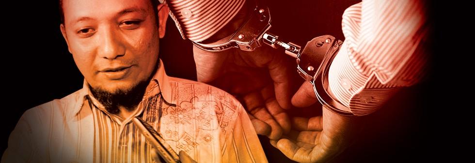 Penyidik KPK Ditangkap Polisi