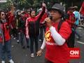 Semangat Kaum Buruh LGBT Mewarnai May Day