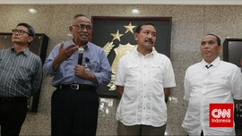 Terkait Kasus Novel, Johan Budi dan Ruki Sambangi KPK