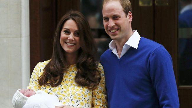 Pangeran William: Saya Sangat Bahagia
